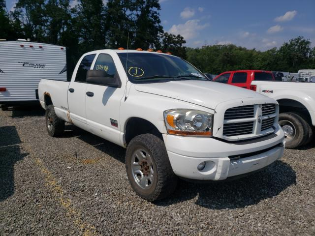Salvage cars for sale from Copart West Mifflin, PA: 2007 Dodge RAM 3500 S