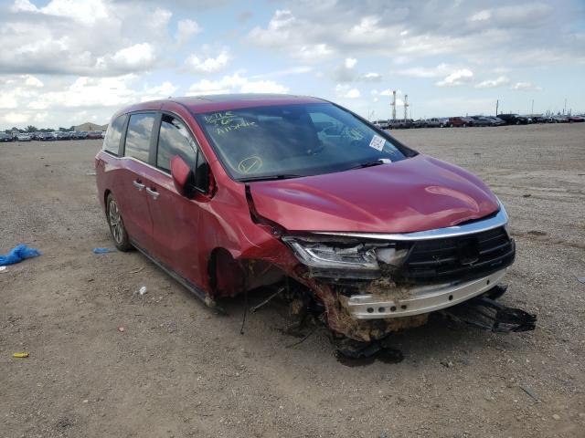 2022 Honda Odyssey EX en venta en Houston, TX