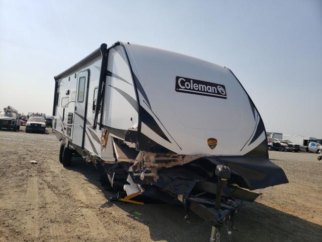 Keystone Coleman salvage cars for sale: 2021 Keystone Coleman