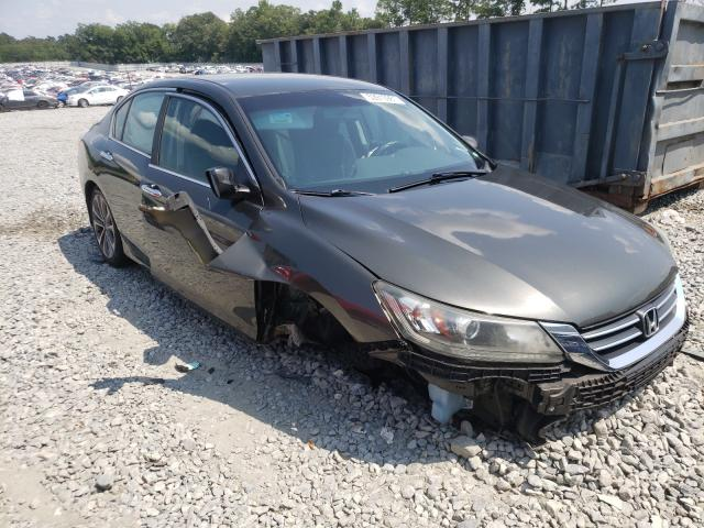 Salvage cars for sale from Copart Byron, GA: 2013 Honda Accord Sport