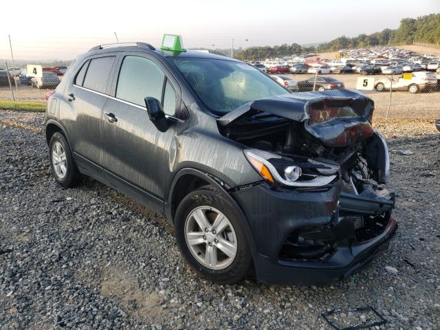 Salvage cars for sale from Copart Gainesville, GA: 2019 Chevrolet Trax 1LT