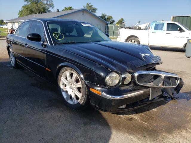 Jaguar salvage cars for sale: 2004 Jaguar XJ8