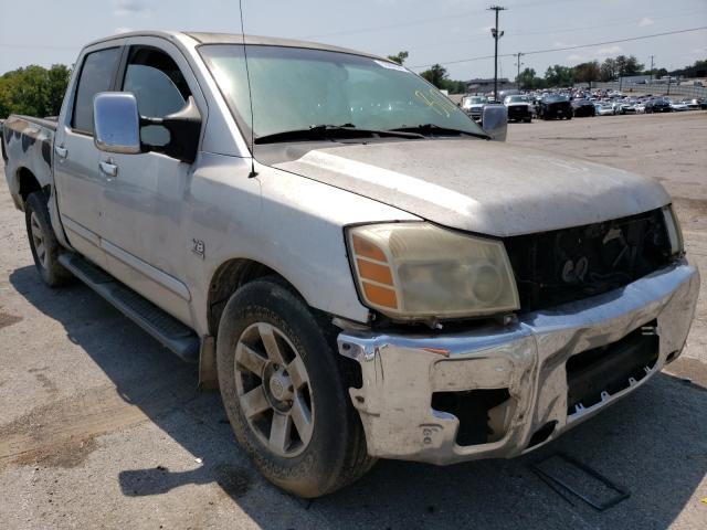 Nissan Vehiculos salvage en venta: 2004 Nissan Titan XE