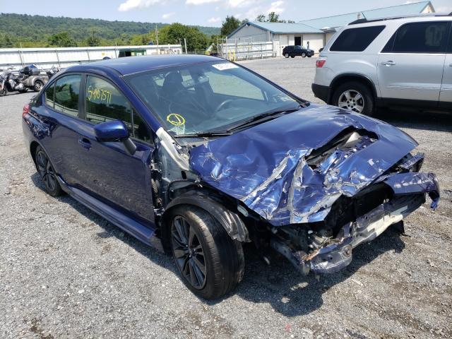 Subaru WRX salvage cars for sale: 2019 Subaru WRX