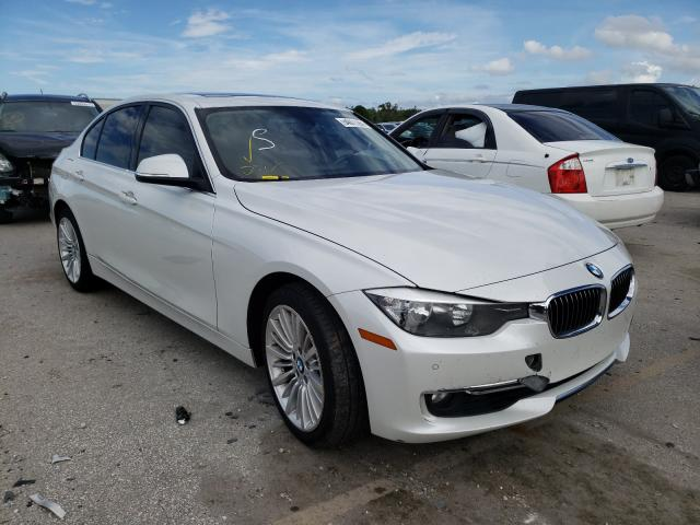 Salvage cars for sale from Copart Orlando, FL: 2014 BMW 328 I