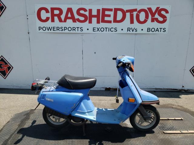 Yamaha Vehiculos salvage en venta: 1983 Yamaha CA50