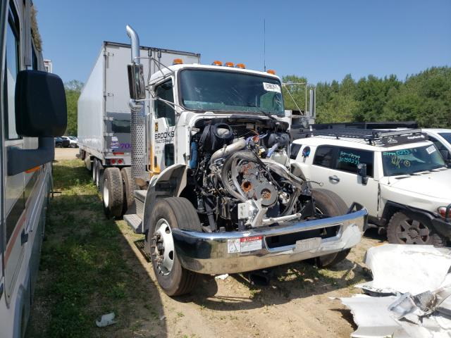 Salvage cars for sale from Copart Madison, WI: 2020 Kenworth Construction