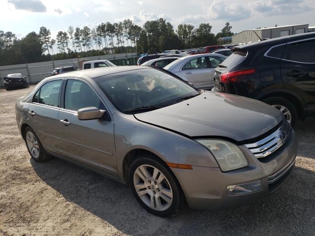 Salvage cars for sale from Copart Harleyville, SC: 2008 Ford Fusion
