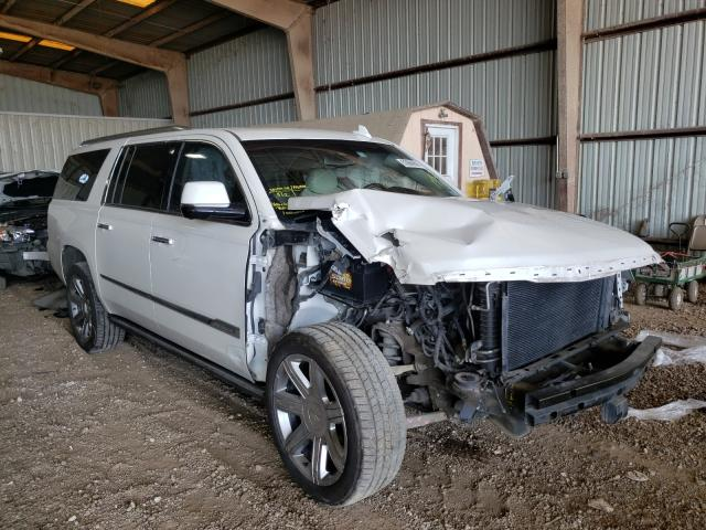 Cadillac Vehiculos salvage en venta: 2016 Cadillac Escalade E