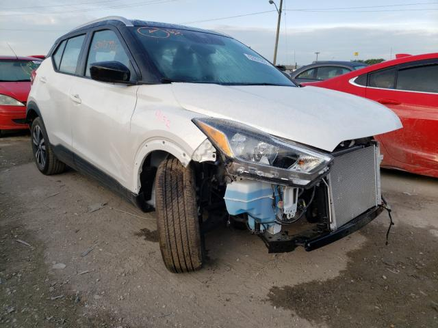 Salvage cars for sale at Indianapolis, IN auction: 2020 Nissan Kicks SV