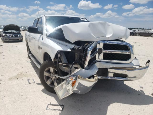 Salvage trucks for sale at New Braunfels, TX auction: 2013 Dodge RAM 1500 SLT