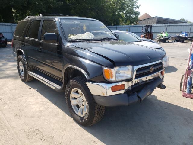 Salvage cars for sale from Copart Glassboro, NJ: 1996 Toyota 4runner SR