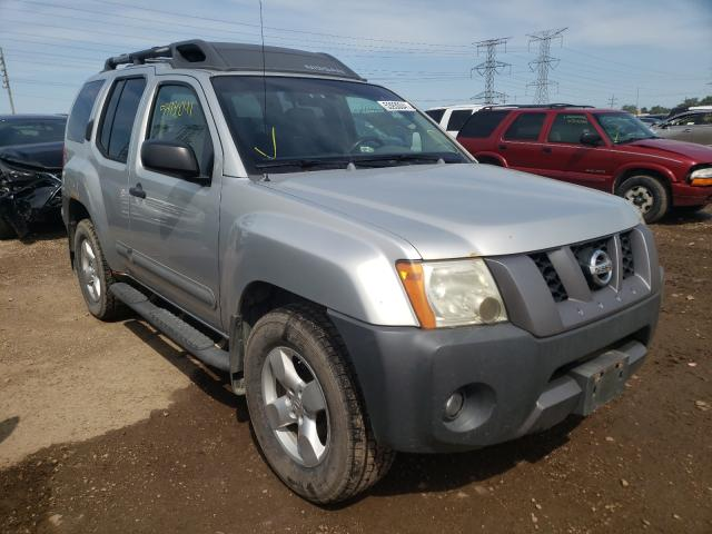 Vehiculos salvage en venta de Copart Elgin, IL: 2005 Nissan Xterra OFF