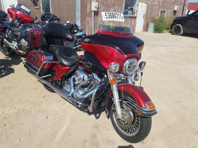 Salvage cars for sale from Copart Billings, MT: 2012 Harley-Davidson Flhtcu ULT