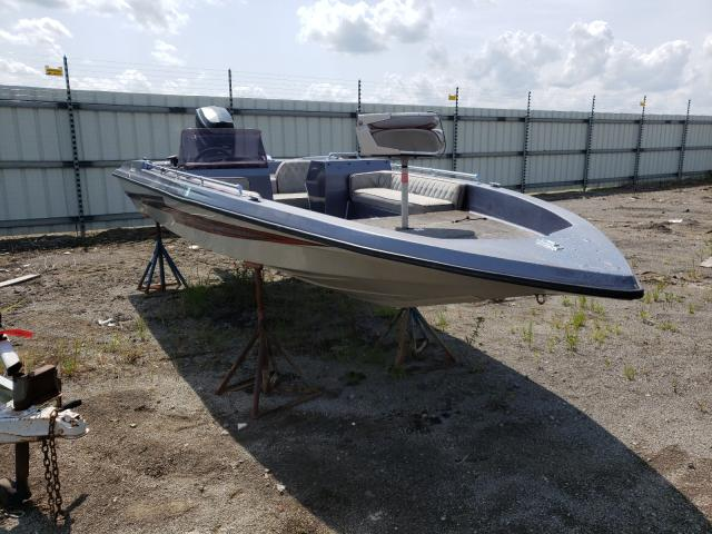 Basstracker salvage cars for sale: 1988 Basstracker Boat