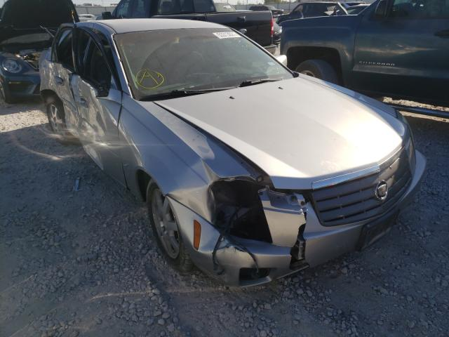 Salvage cars for sale from Copart Haslet, TX: 2005 Cadillac CTS HI FEA
