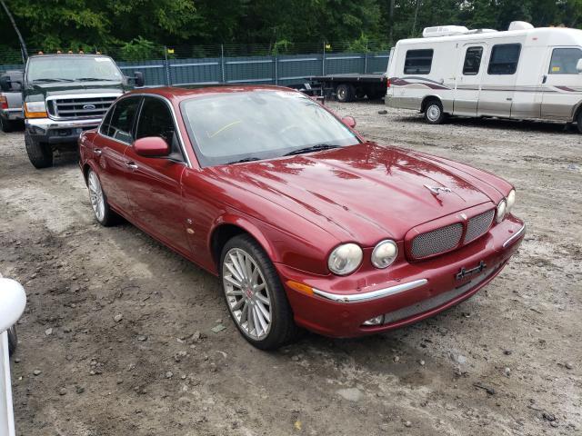 Jaguar XJR salvage cars for sale: 2006 Jaguar XJR