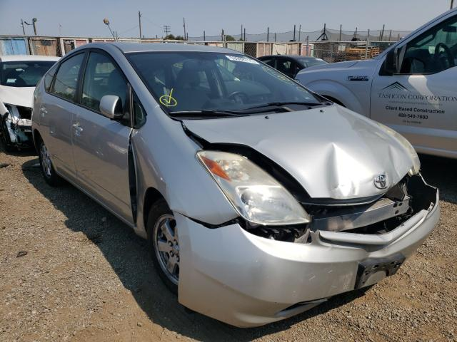 Salvage cars for sale from Copart San Martin, CA: 2005 Toyota Prius