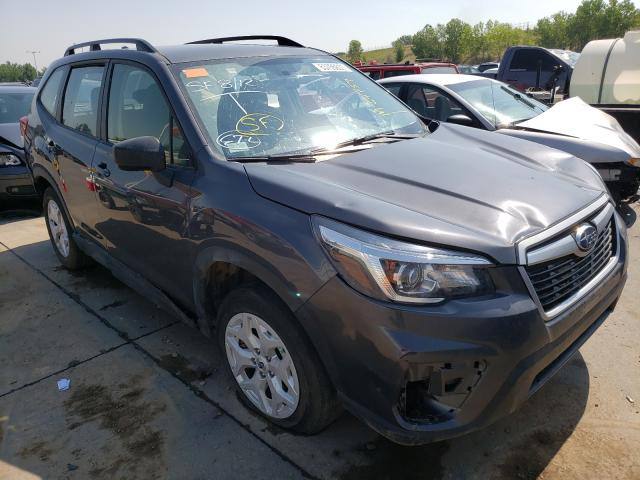 Subaru Forester salvage cars for sale: 2020 Subaru Forester