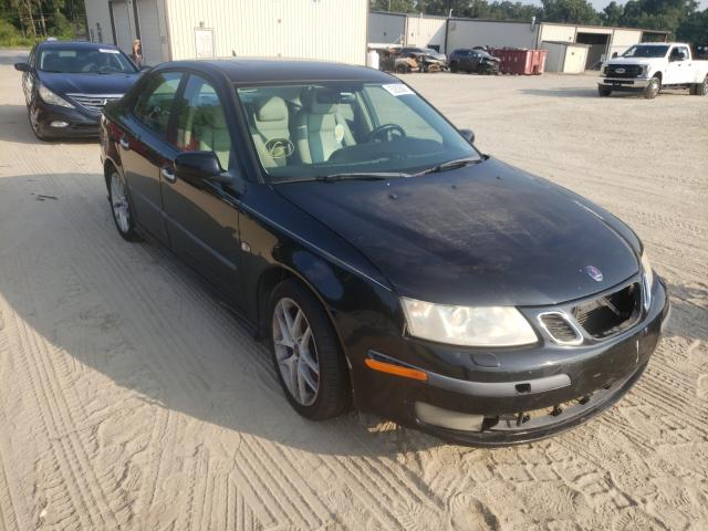 Salvage cars for sale at Seaford, DE auction: 2003 Saab 9-3 Vector