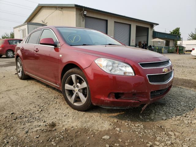 Salvage cars for sale from Copart Eugene, OR: 2008 Chevrolet Malibu 2LT