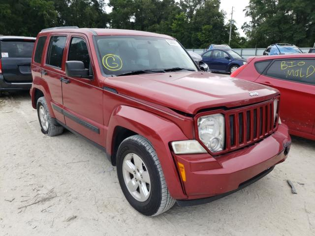 Salvage cars for sale from Copart Ocala, FL: 2010 Jeep Liberty SP