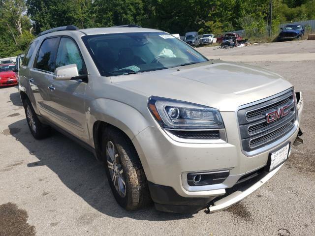 GMC Vehiculos salvage en venta: 2014 GMC Acadia SLT