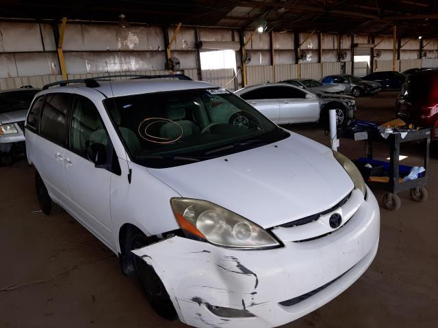 2007 Toyota Sienna CE en venta en Phoenix, AZ