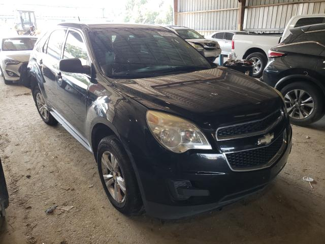 Salvage cars for sale from Copart Greenwell Springs, LA: 2011 Chevrolet Equinox LS