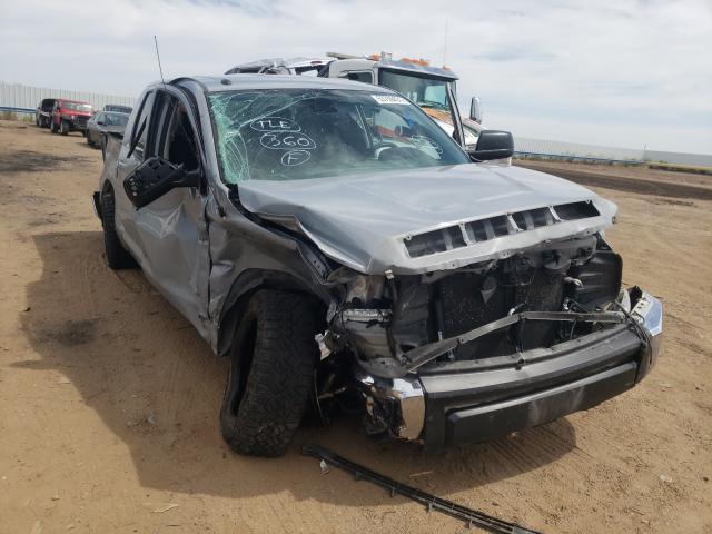 Toyota salvage cars for sale: 2019 Toyota Tundra DOU