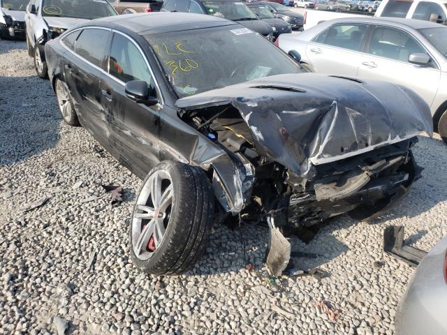 Jaguar XJR salvage cars for sale: 2014 Jaguar XJR