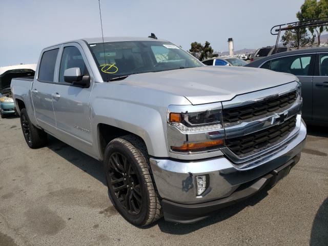 Vehiculos salvage en venta de Copart Martinez, CA: 2017 Chevrolet Silverado