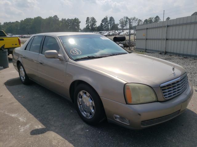 Cadillac Vehiculos salvage en venta: 2004 Cadillac Deville