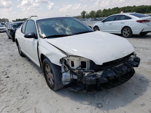 Vehiculos salvage en venta de Copart Loganville, GA: 2006 Chevrolet Monte Carl