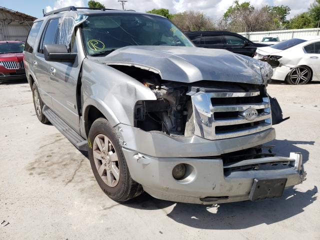 Salvage cars for sale from Copart Corpus Christi, TX: 2008 Ford Expedition