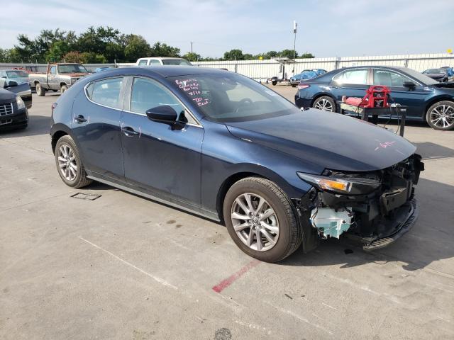 Mazda 3 salvage cars for sale: 2021 Mazda 3