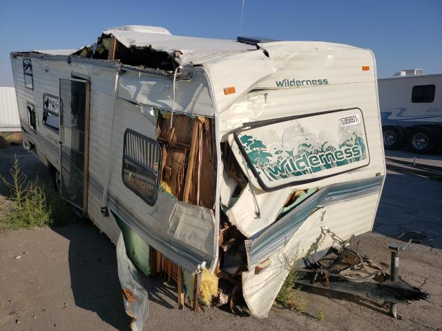 Fleetwood salvage cars for sale: 1994 Fleetwood Trailer
