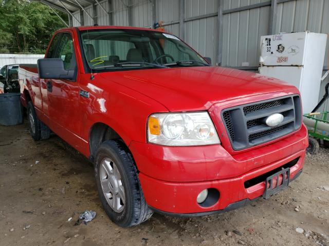 Salvage cars for sale from Copart Midway, FL: 2006 Ford F150