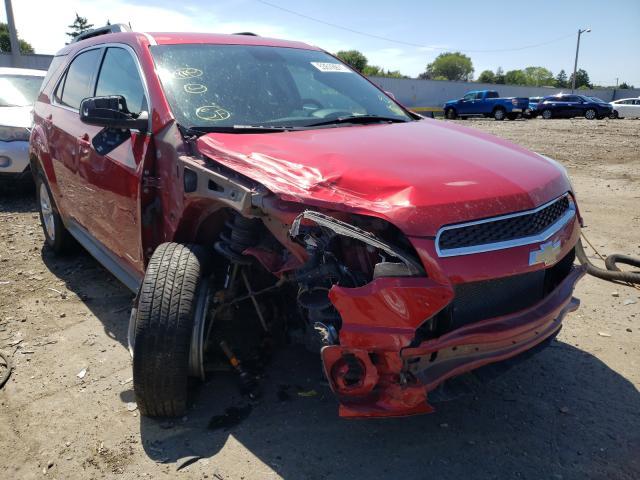 Vehiculos salvage en venta de Copart Cudahy, WI: 2014 Chevrolet Equinox LT