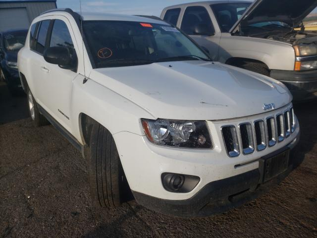 Jeep salvage cars for sale: 2016 Jeep Compass SP