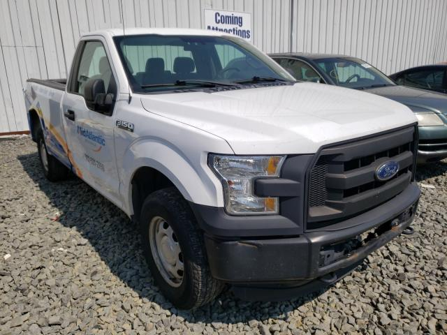 Salvage cars for sale from Copart Windsor, NJ: 2016 Ford F150