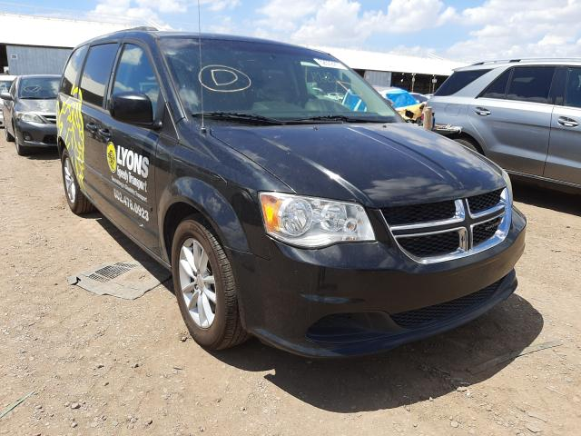 Dodge Grand Caravan salvage cars for sale: 2015 Dodge Grand Caravan