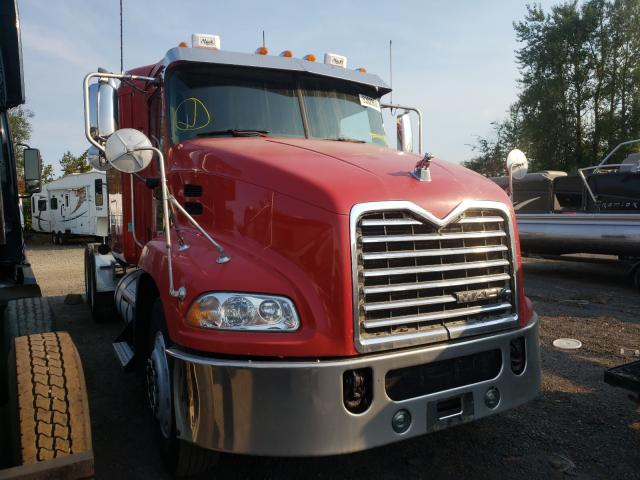 Salvage cars for sale from Copart Woodburn, OR: 2008 Mack 600 CXU600