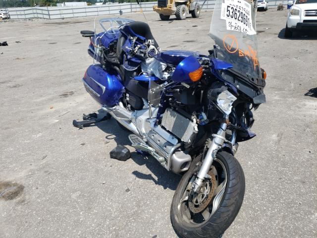 Salvage cars for sale from Copart Dunn, NC: 2005 Honda GL1800