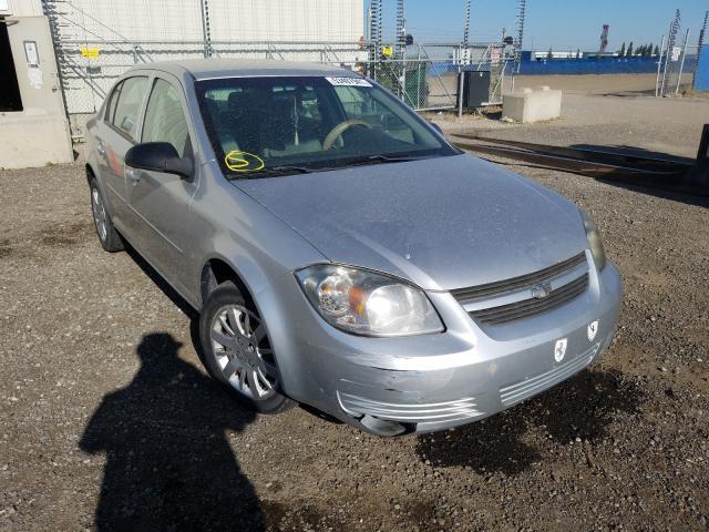 Chevrolet Cobalt salvage cars for sale: 2009 Chevrolet Cobalt