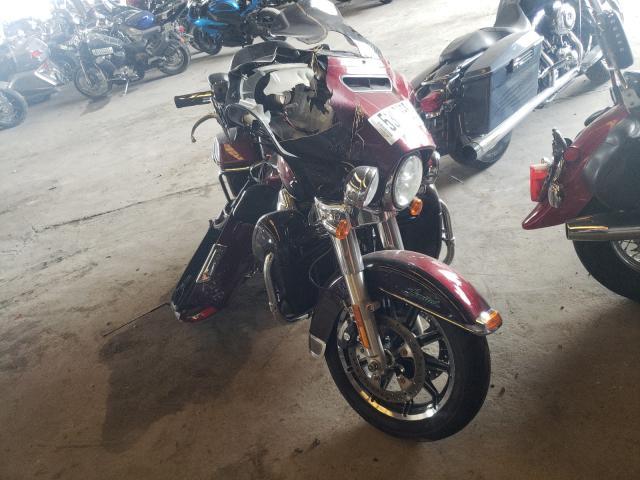 Salvage cars for sale from Copart Lebanon, TN: 2015 Harley-Davidson Flhtkl ULT