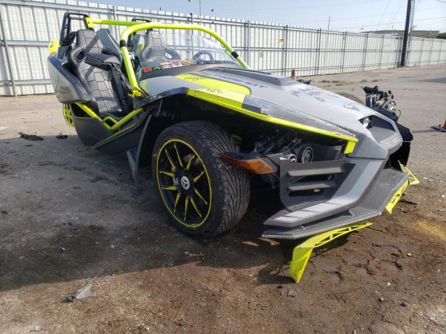 Polaris Slingshot salvage cars for sale: 2018 Polaris Slingshot