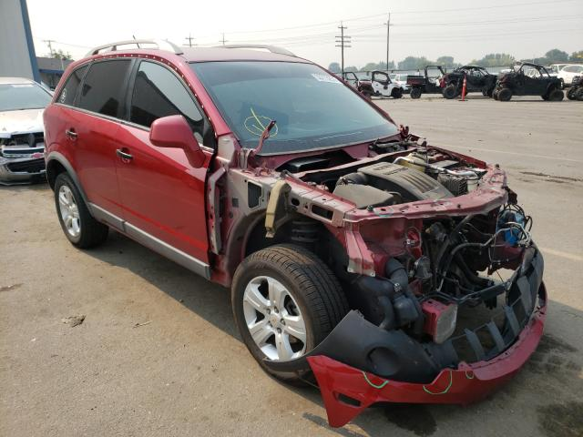 Salvage cars for sale at Nampa, ID auction: 2014 Chevrolet Captiva LS