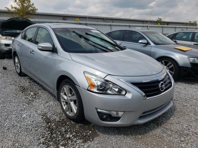 Salvage cars for sale from Copart Walton, KY: 2015 Nissan Altima 2.5