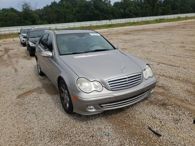 Salvage cars for sale from Copart Theodore, AL: 2005 Mercedes-Benz C 320